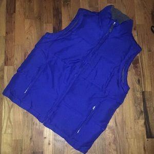 Splitrail Xtreme Outdoors Blue Mens Vest! Size M
